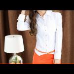 قميص الأزرة البرتقالية