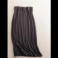تنورة  قطن سوداء