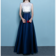 فستان اللونين المميز