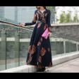 الفستان الأنيق بقصة السبعة