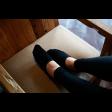 جوارب قدم قصيرة