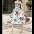 فستان الورود التيفاني