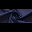 تنورة زرقاء بكسرات عريضة
