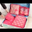 أكياس تنظيم حقيبة سفر