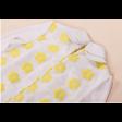 بلوزة الورود الصفراء
