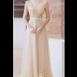 فستان التل الذهبي