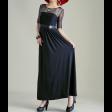 فستان الدانتيل الفوقي