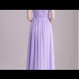 فستان الشيفون الأنيق