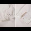 قميص التطريز المتعرج