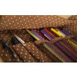 مقلمة أقلام قماش