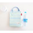 حقيبة الغداء من القماش المضاد للماء