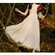 فستان نقط الخيوط