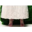 فستان التطريز السكري
